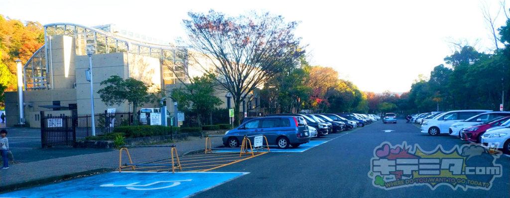 グリーンピア春日井の駐車場はこんな感じです!