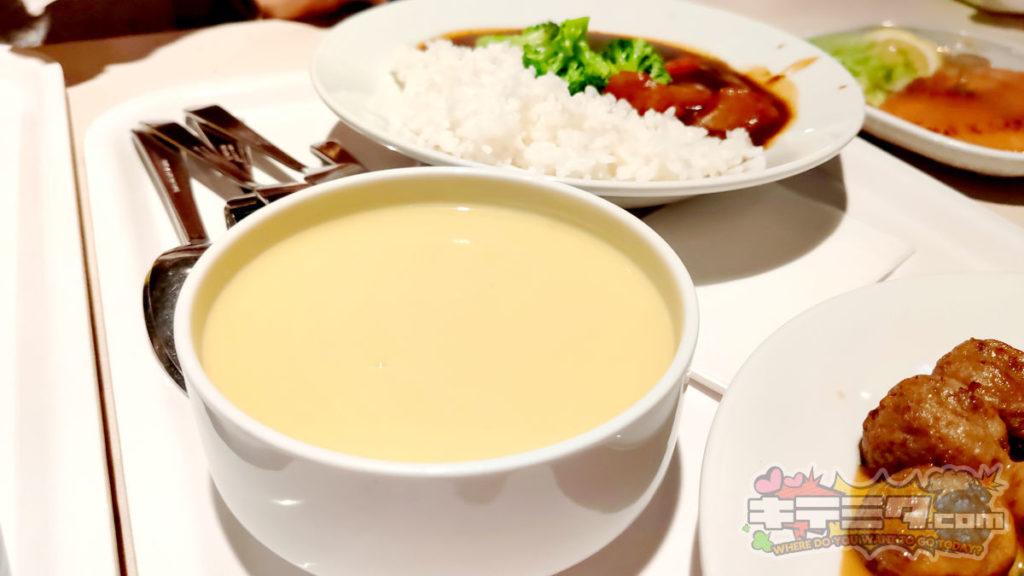 IKEA長久手のコーンスープ