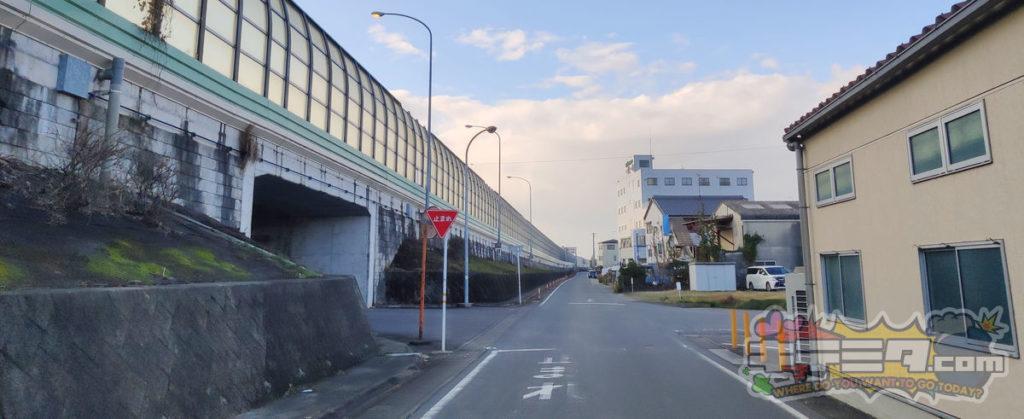 コストコ岐阜羽島倉庫店への最速ルートはここで曲がるだけ!
