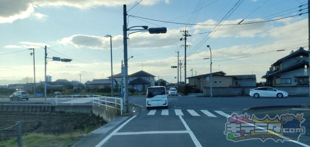 コストコ岐阜羽島倉庫店への最速ルートは上中町一色交差点がキーポイント